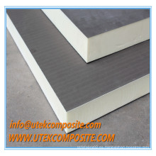 Espuma de PU con base de cemento para la preservación del calor