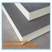 Пенопласт с цементной основой для сохранения тепла