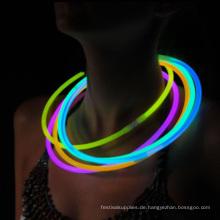 Leuchtstab Halskette