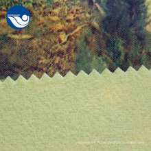 Tissu imprimé par polyester de haute qualité pour le vêtement de sportswear