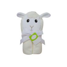 полотенце с капюшоном для детей мини-халат детские