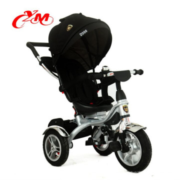 0-6 años de edad juguetes precio bajo triciclo bebé niños bicicleta tres ruedas / CE certificado 3 ruedas bebé deporte triciclo de 6 meses