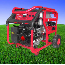 Buckcasa Lonfa 6.5kVA 5.5kw 13HP 188f Electric Gasoline Generator South Africa