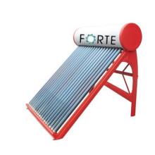 Kompakter Druck-Solarwarmwasserbereiter