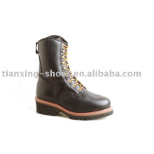 "8 ""Logger Boots"