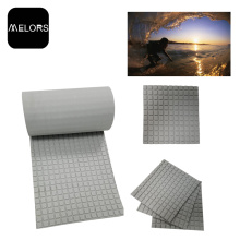 Melors Synthetic Teak Decking Boards Pad para tabla de surf
