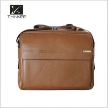 Trendy Male Leather Hand Bag Shoulder Bag Single Strap High Quality