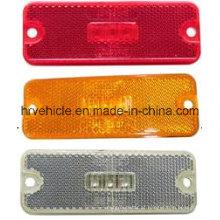 """Lâmpada de Marcador Lateral LED de 4 """"com Refletor"""