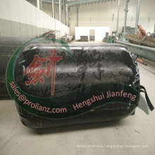 PVC and Rubber Inflatable Airbag (used to pipeline)