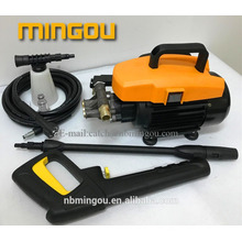 Machine de nettoyage de moteur à induction automatique portable à haute pression