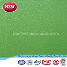 Rouleaux de PVC Commerical de PVC d'anti-éraflure brillamment UV de PVC