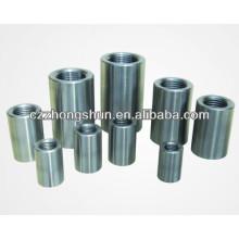 Stahlstange gerade Gewinde-Verbindungshülse Stahlstab-Verbindungshülsen Ins tock