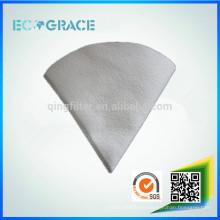 Suministro directo de fábrica de 25 micrones Calcetines de filtro de nylon para la filtración de líquidos de residuos