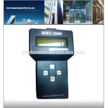 Hyundai elevator service tool Hyundai elevator test tool HHT-2000