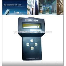 Инструмент для обслуживания лифтов Hyundai Инструмент для испытания подъемников Hyundai HHT-2000