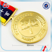 sedex 4p die casting bronze medal