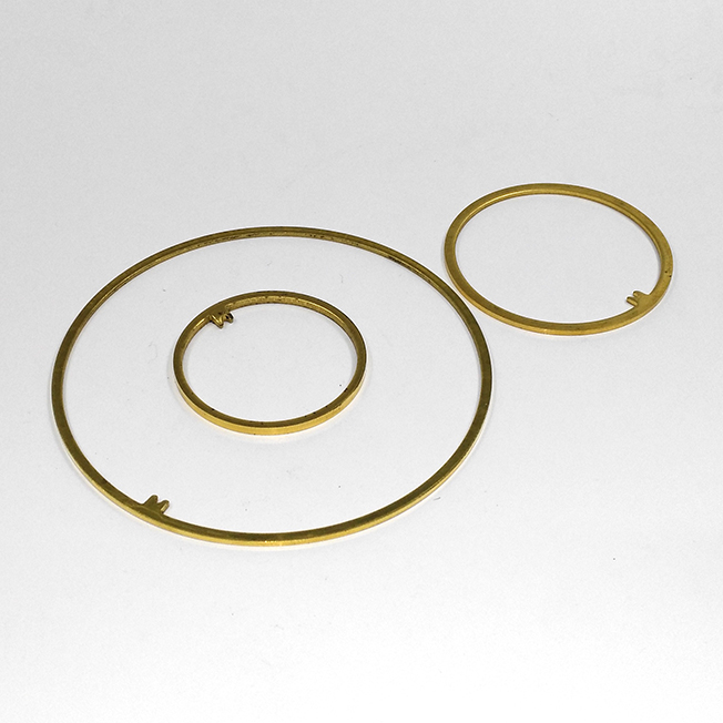 brass parts for slip ring