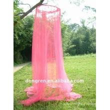 Moustiquaire canopée rose pour les filles rose pour DRCMN-1