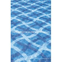 Glass Mosaic Pattern Swimming Pool Mosaic (HSP327)