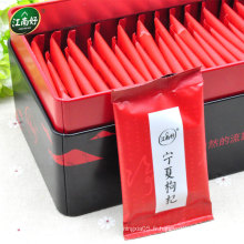 Fabricant de médicaments de vente et de goji berry / 260g Bio Wolfberry Gouqi Berry Herbal Tea
