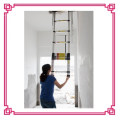 new design new  extension climbing ladder bamboo loft telescopic