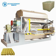 Brand New Automatic Egg Crate Rotary Tray Making Machine Egg Tray Forming Machine