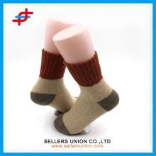 OEM service women rabbit wool outdoor socks