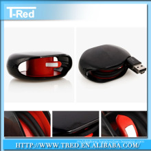 Automatic earphone cable winder for for earphone,headphone,data cable,charging cable