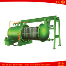 Horizontal Pressure Leaf Filter Press Oil Filter Machine