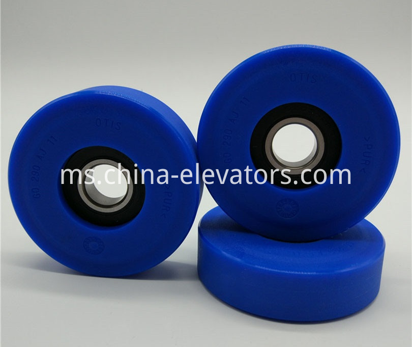 Step Roller for OTIS Escalators GO290AJ11 76*22*6203