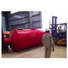 Máquina excelente do processo da factura do carbono do escudo do coco do disconto