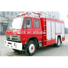 Camión de bomberos de agua Dongfeng para 2-14 metros cúbicos