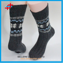 2015 Winter new style Warm Adult men casual knitting Wool Sock