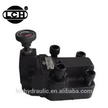 yuken válvula de retenção piloto direcional hidráulica bta
