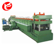 Dua gelombang guard rail roll forming machine