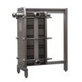 Trocador de calor da placa de aço inoxidável da seção da cervejaria 2