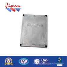 Huawei alumínio fundição cobrir para produtos de comunicação