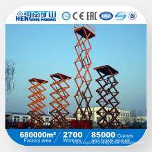 Plate-forme de travail haut de gamme Henan