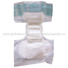 Adult Diaper with Leak Guards, Prevent Leakage Efficiently