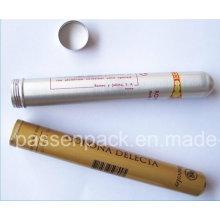 Tubo de alumínio impresso sólido para a embalagem de fogos de artifício (PPC-ACT-025)
