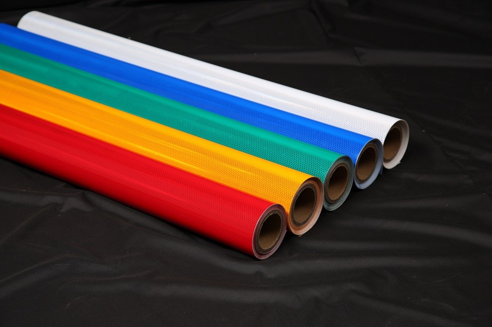 Platinum Grade Prismatic Reflective Sheeting