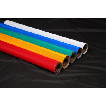 Platinum Grade Micro Prismatic Reflective Sheeting
