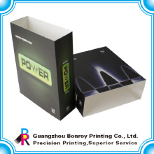 High quality cheap printed box sleeves for cd inner package