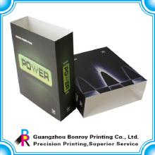 Высокое качество дешевые печатные коробки для CD рукава внутренний пакет