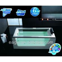 Джакузи массаж AM152JDTS-1з ванна свободно стоящая