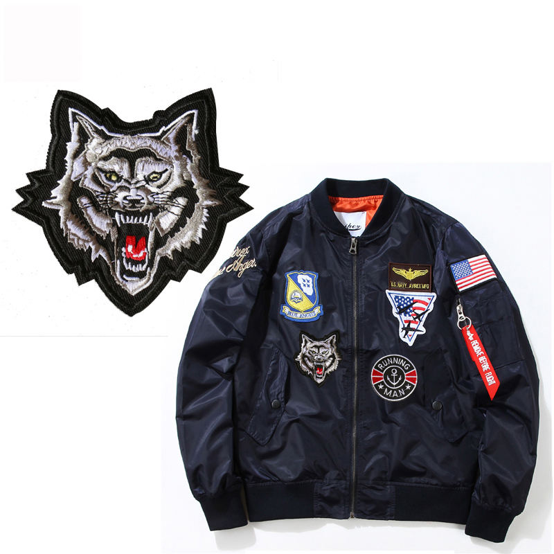 Customer Design Embroidered Patches