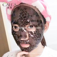 2017 vente chaude masque facial noir d'hydratation intensive