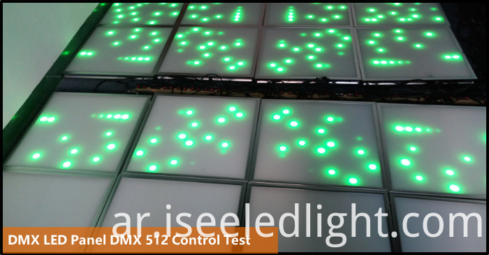 Digital 600mm led panel light
