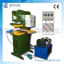 Máquina de corte hidráulica de la prensa de la piedra de Bestlink para las losas