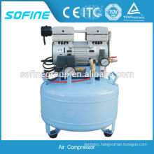 China Supplier Mobile Oil Free Dry Air Compressor
